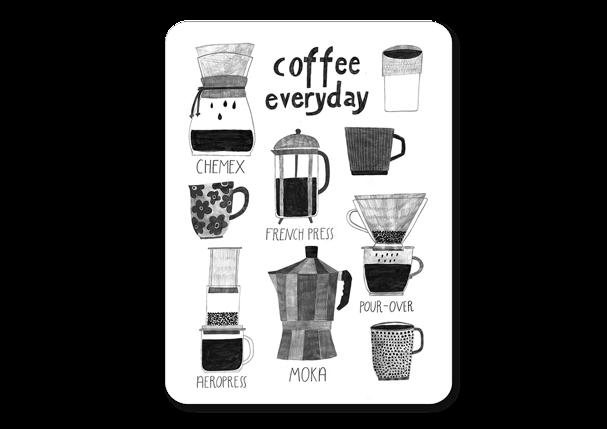 MAGNES COFFEE EVERYDAY